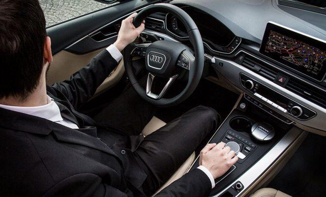 chauffeur privé
